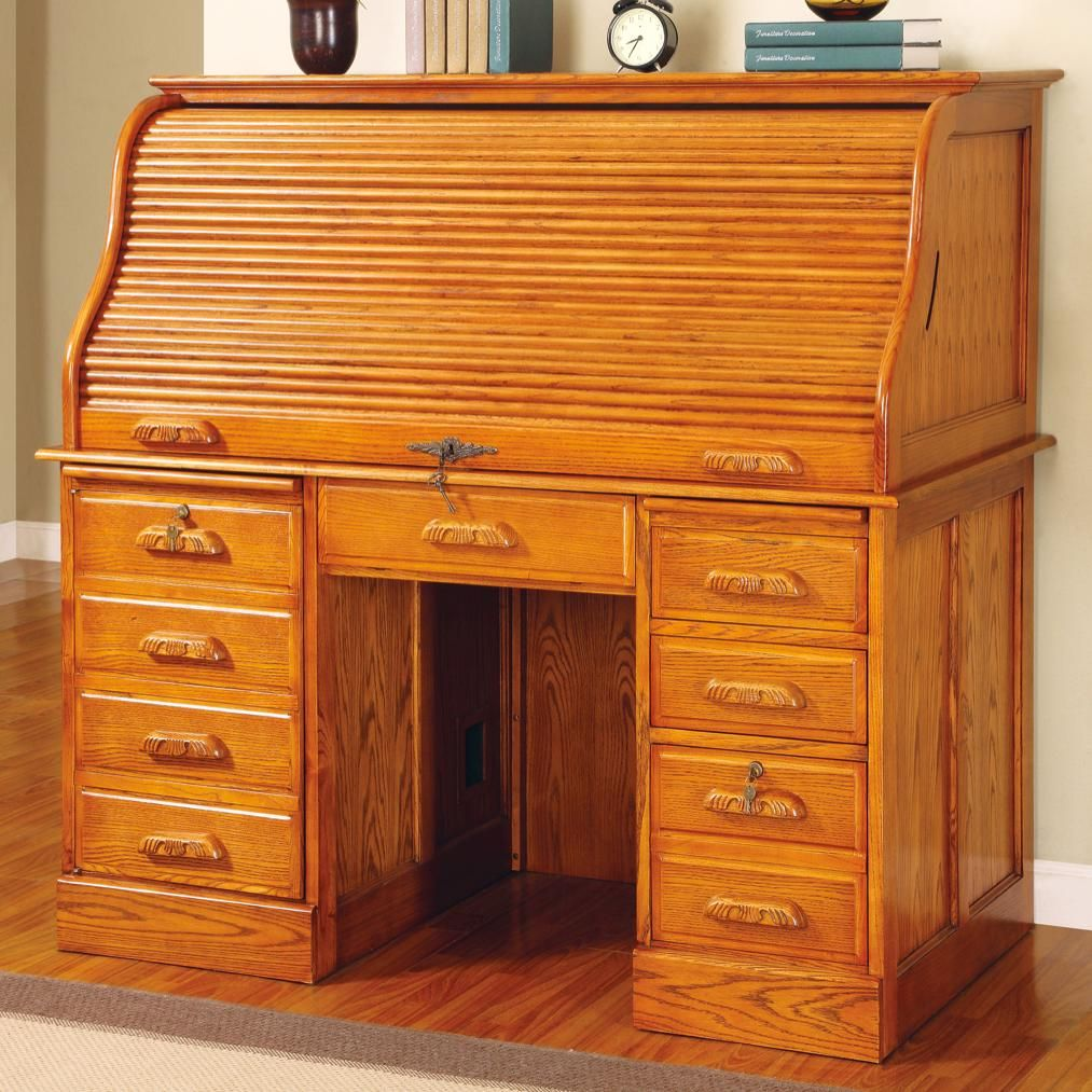 fashioned most desks mahogany new value perfect vintage desk cheap oak roll old top finesse