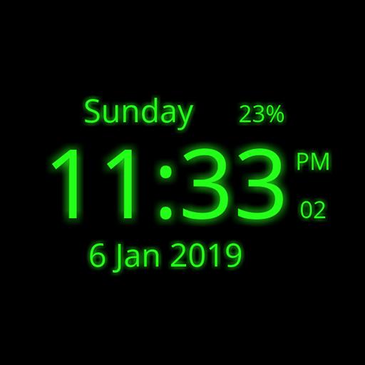 Digital Clock Live Wallpaper Apps On Google Play Digital Clock Widget Analog Clock Live Wallpaper Android 50 C Live Wallpapers Clock Wallpaper Analog Clock