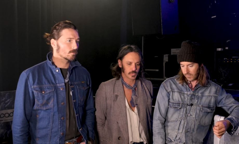 INTERVIEW: Midland On Their UK Tour, 'East Bound And Down