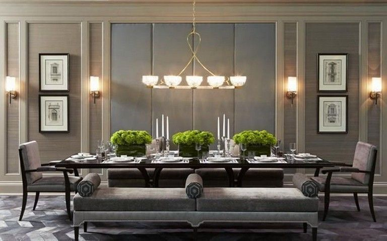Add Our Luxury Lighting Fixtures To Your Next Interior Design Project More Lighting Ideas For Elegant Dining Room Dining Room Inspiration Dining Room Design