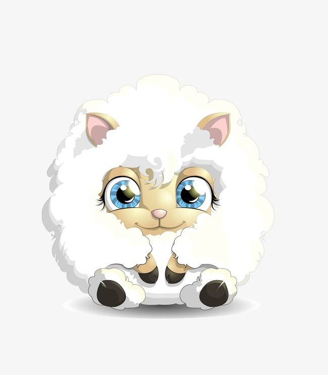 Sheep Eid Al Adha Sheep Clipart Sheep Vector Sheep Png Transparent Clipart Image And Psd File For Free Download Cute Lamb Cute Cartoon Animals Cartoon Animals