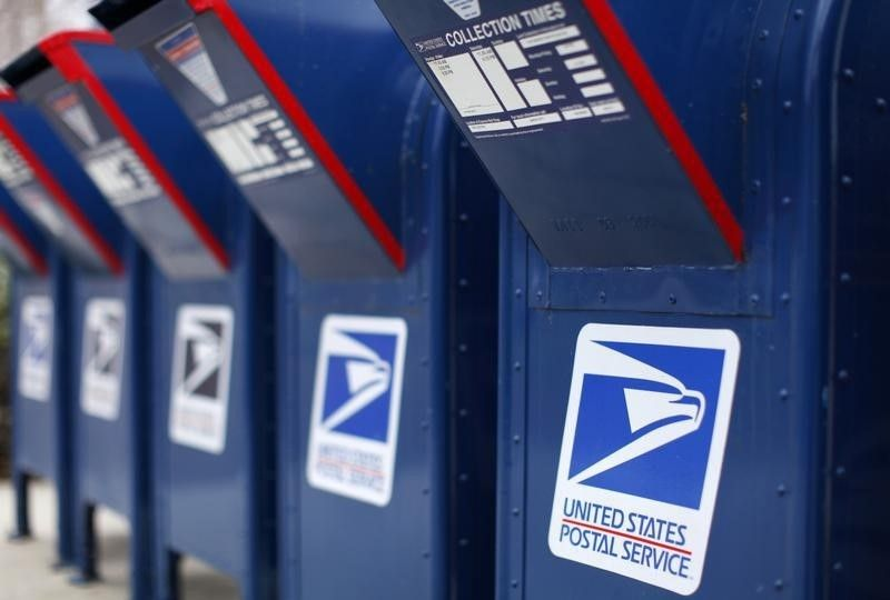 REUTERS/11.10.14 The U.S. Postal Service was the victim of a cyber attack that may have compromised the personal information of more than 800,000 employees, as well as data on customers who contacted its call center during the first eight months of this year. http://www.msn.com/en-us/news/us/us-postal-service-data-breach-may-compromise-staff-customer-details/ar-AA7shR4