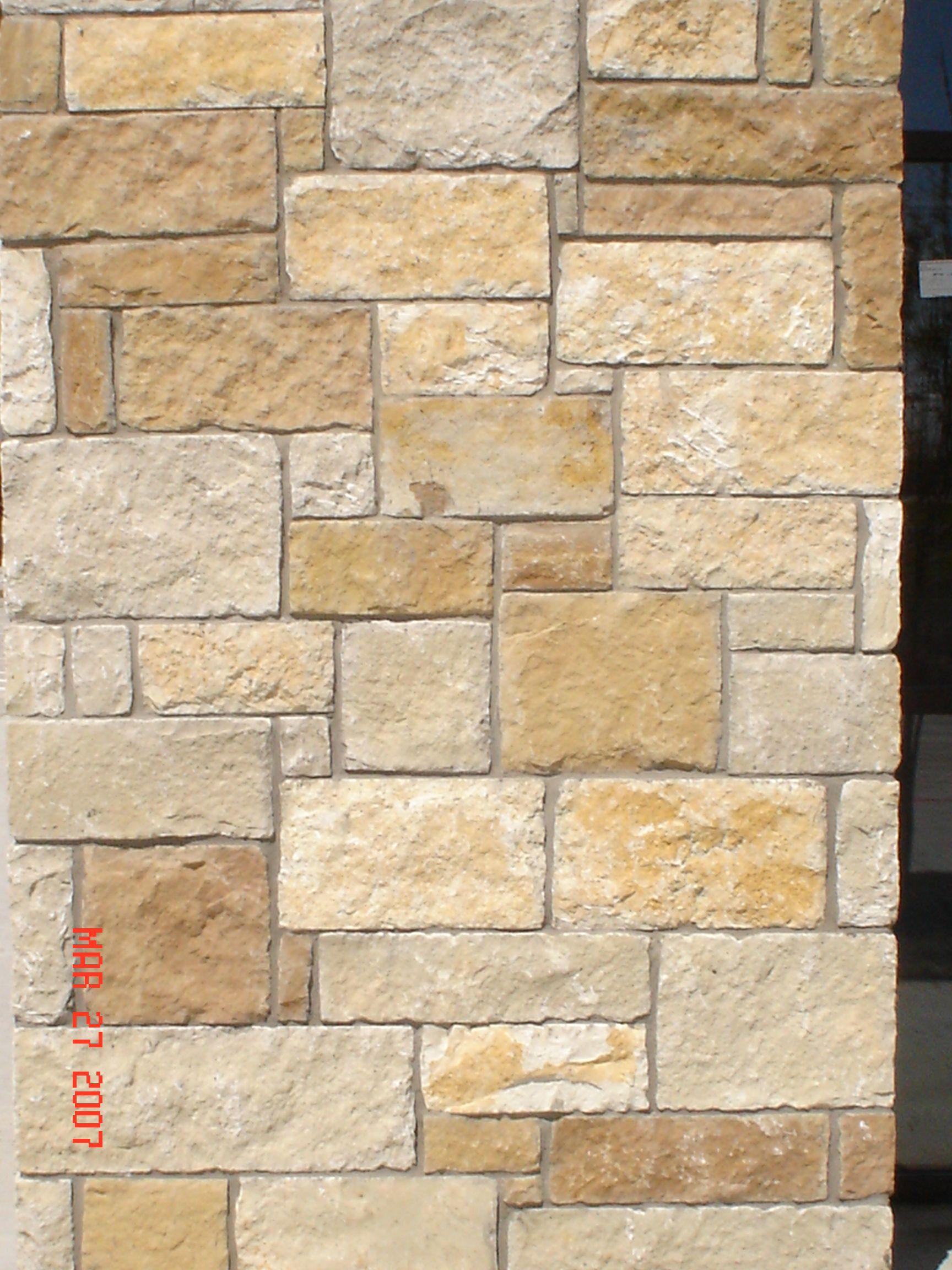 Smooth stone wall the image kid has it for Hill country stone