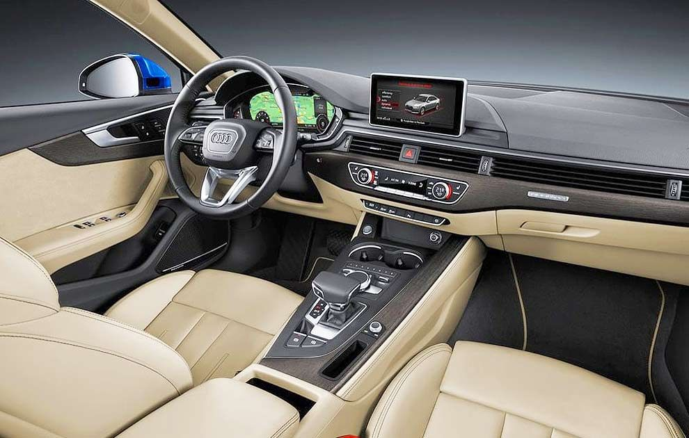 2019 Audi A4 Price And Engine Specs Audi A4 2017 Audi A4 Audi A4 Avant