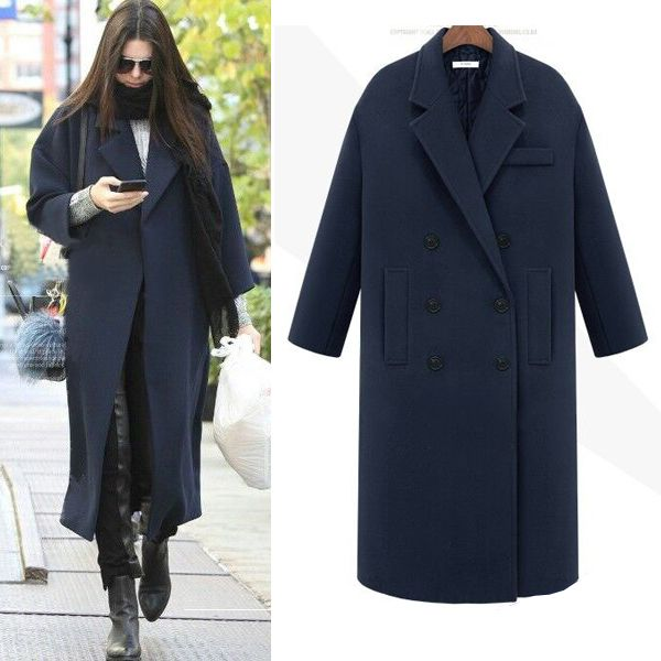 Thick-Wool-Coat-Long-Cashmere-Winter-Coat-Military-Women-Oversized ...