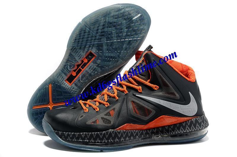 finest selection 6bb09 3e69a Authentic Nike Lebron 10 BHM Black History Month Anthrct Pr Pltnm-Sprt Gry- Ttl For Sale