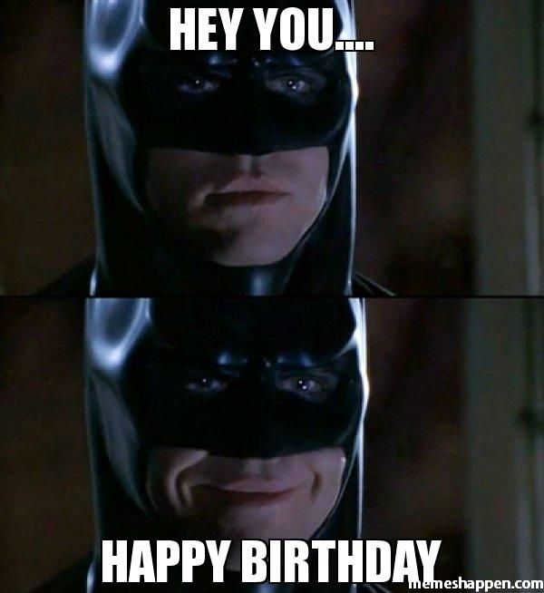Wish Your Favorite Super Hero A Very Happy Birthday With This