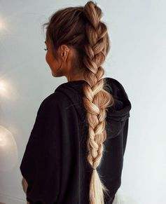 50 Trendy Dutch Braid Frisur Ideen, um Sie cool zu halten  #braid #dutch #frisur #halten #ideen #trendy