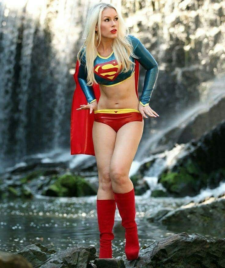 Sexy cosplay supergirl hot helpful information