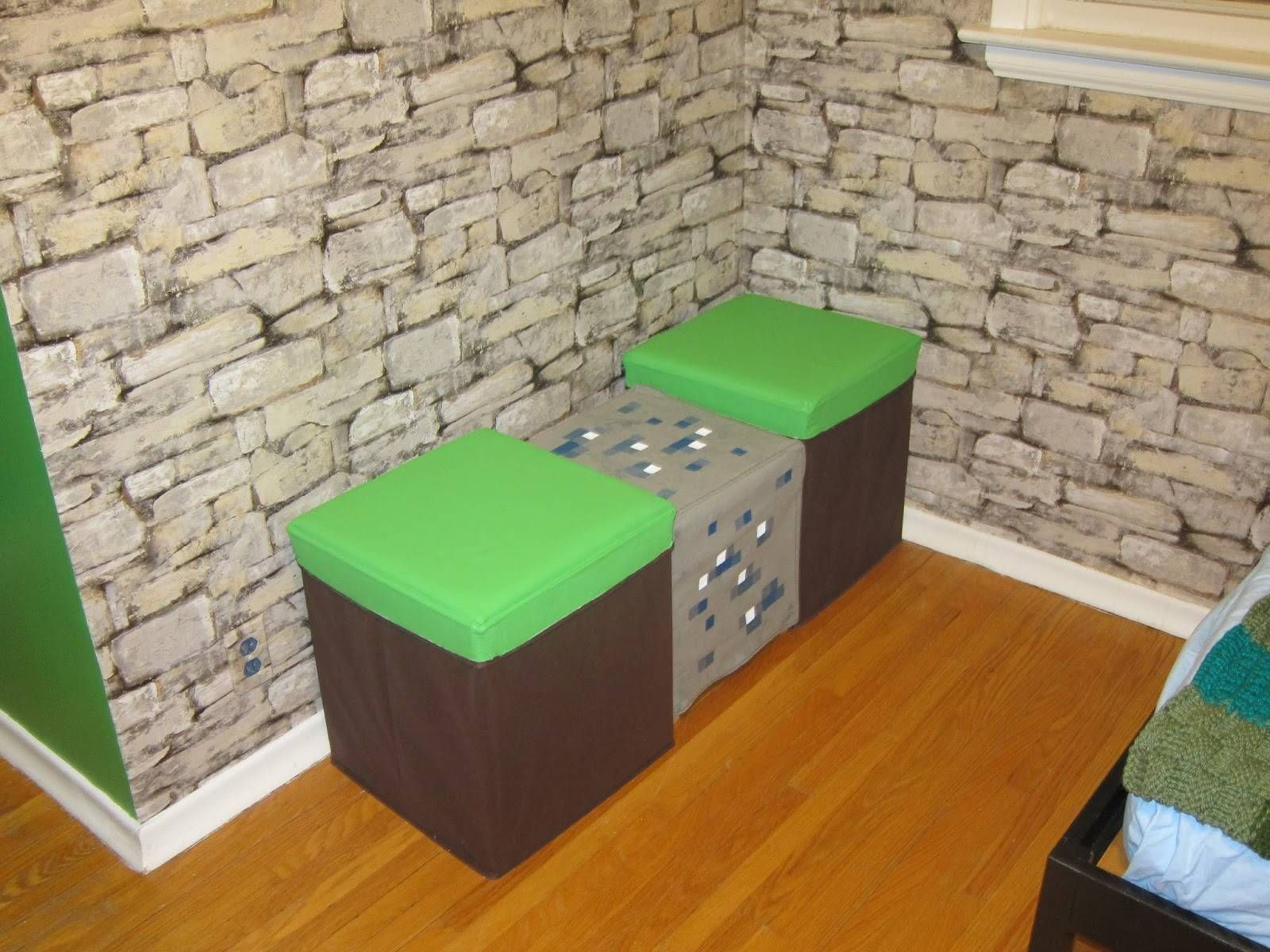 image result for boys minecraft bedroom ideas - Kids Bedroom On Minecraft