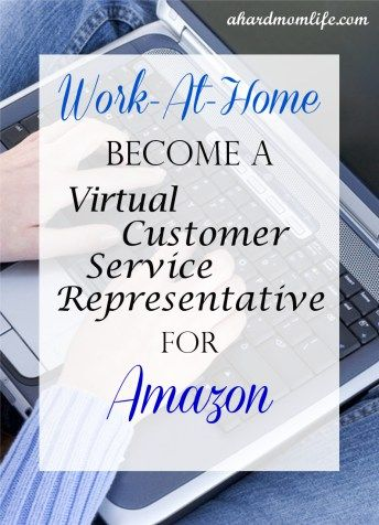 Work At Home Become A Virtual Customer Service Representative For