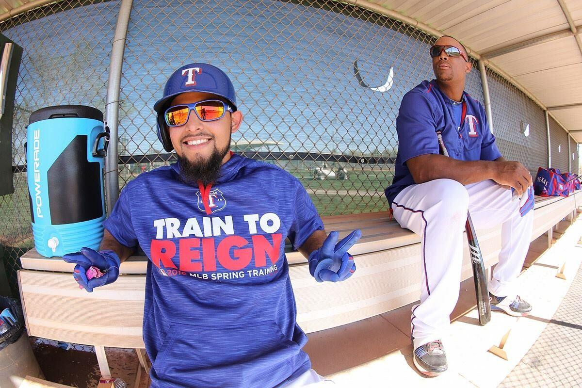 Pin by Aspen💙 on Rangers ️️⚾️ Texas rangers spring
