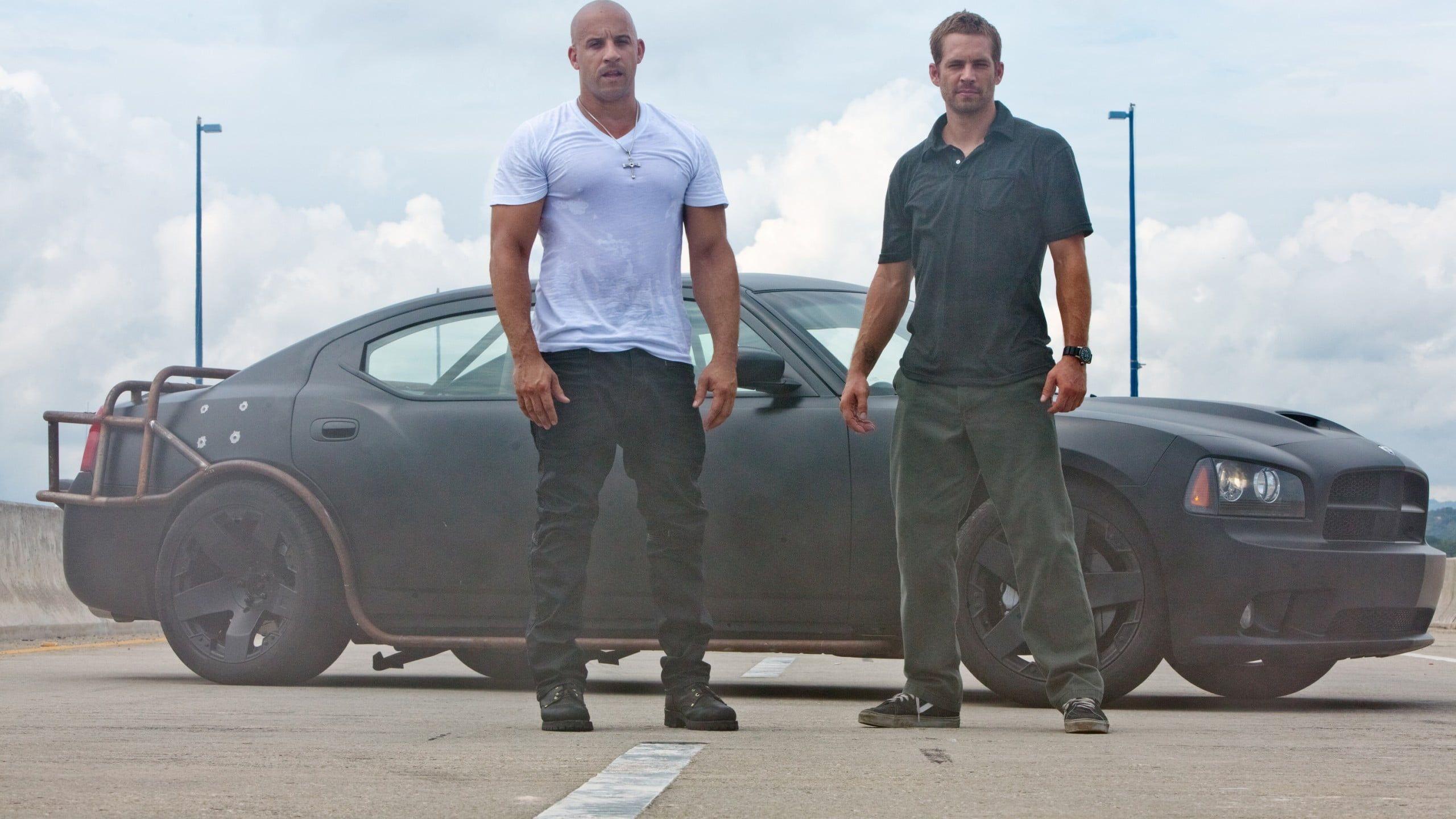 Vin Diesel Car Wallpaper Photo Fast And Furious Paul Walker Vin Diesel