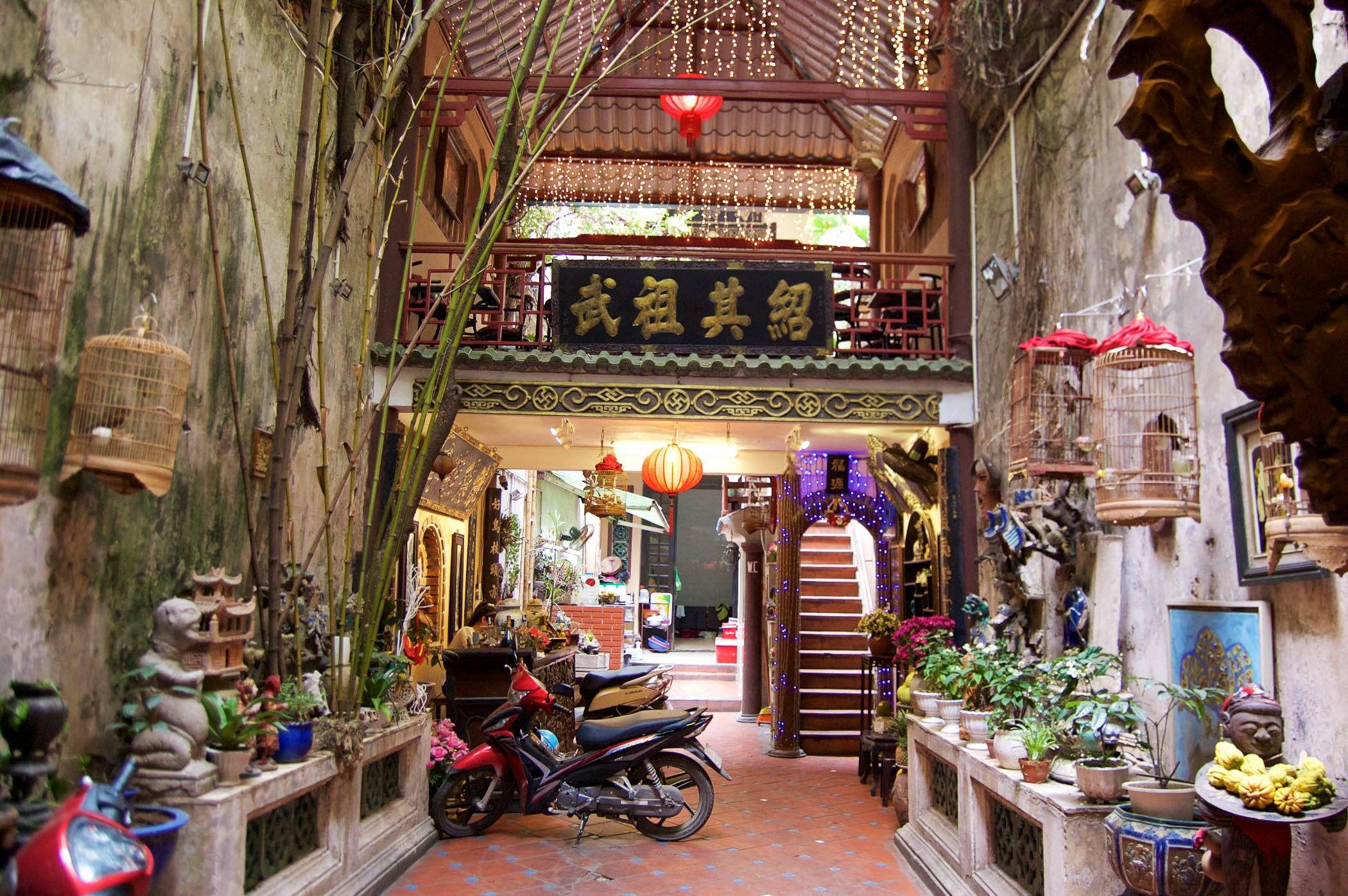Image result for Hanoi cafes