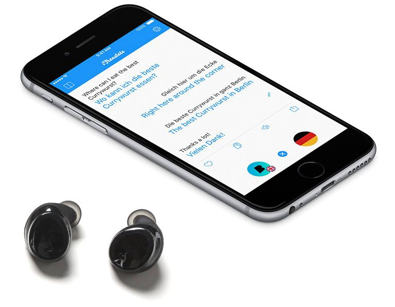 Wireless Earphones The Dash Pro With Images Activity Tracking Swimming Activities Bragi