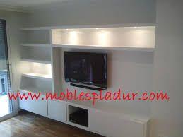 Resultado De Imagen De Muebles De Escayola Salon Mueble Escayola - Mueble-escayola