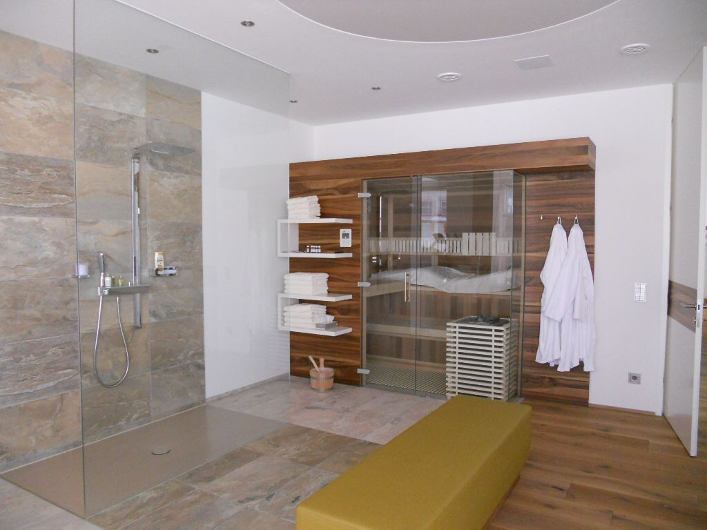 Stilvolle Badezimmer Mit Sauna Design Tolle Badezimmer Bad Einrichten Badezimmer Mit Sauna