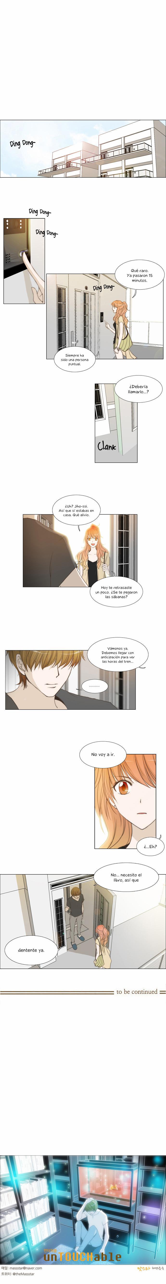 unTOUCHable Capítulo 22 página 1 (Cargar imágenes: 10) - Leer Manga en Español gratis en NineManga.com