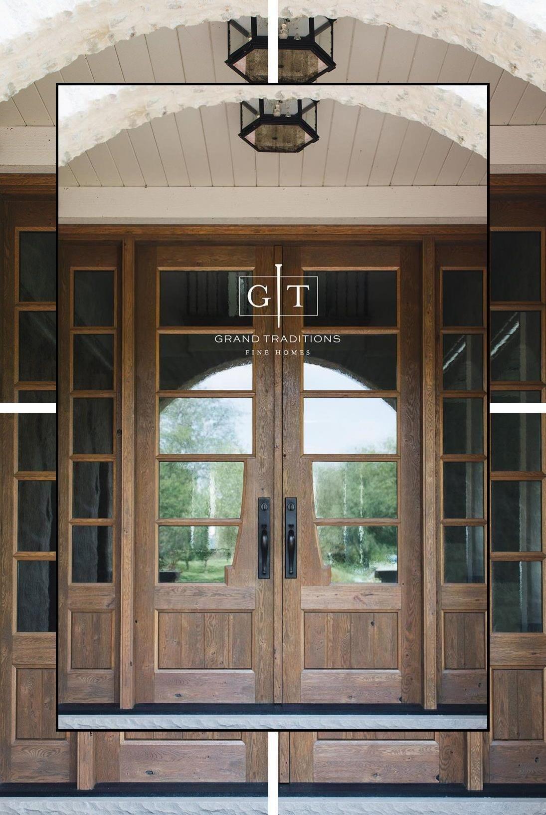 Arched French Doors Rustic Door Exterior Doors With Sidelights In 2020 French Doors Interior French Doors Patio French Doors Exterior
