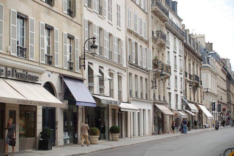 Rue du Faubourg Saint Honoré