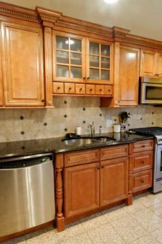 the new yorker door style cabinets by kitchen cabinet kings buy rh pinterest com new yorker style kitchen cabinets