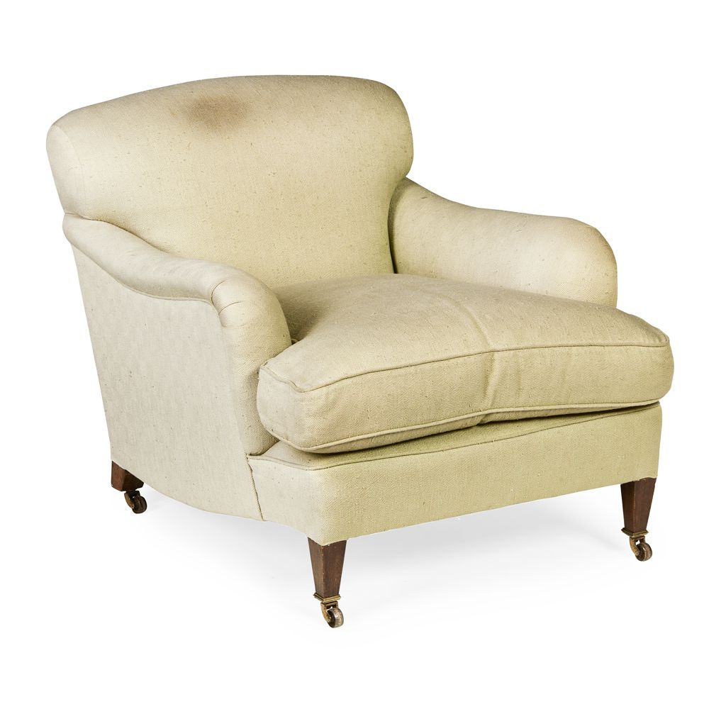 edwardian howard sons ivor model easy armchair early on home depot paint sales this week id=99200