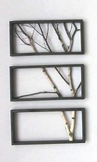 33 Interior Decorating Ideas Bringing Natural Materials And Handmade Design Into Eco Homes Handmade Home Diy Tree Handmade Home Decor