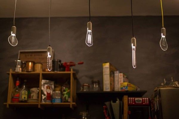 ILLUMINITE LASER ENGRAVED LED BULBS BY STURLESIDESIGN
