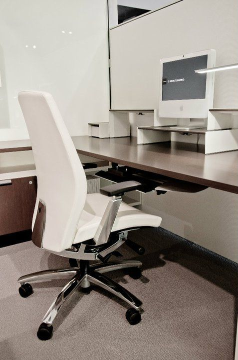 marini is a high performance executive task chair designed with