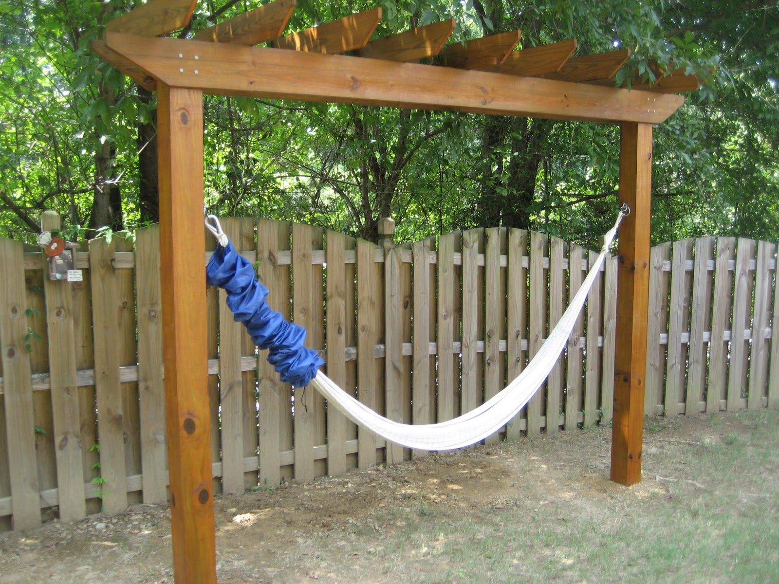 how to make your own rope hammock