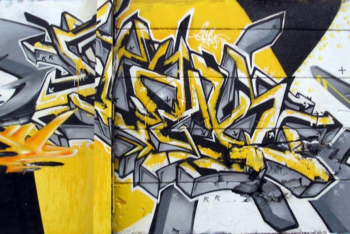 Cool Graffiti Art Design | Graffiti-Art-3.jpg | Graffiti | Pinterest ...