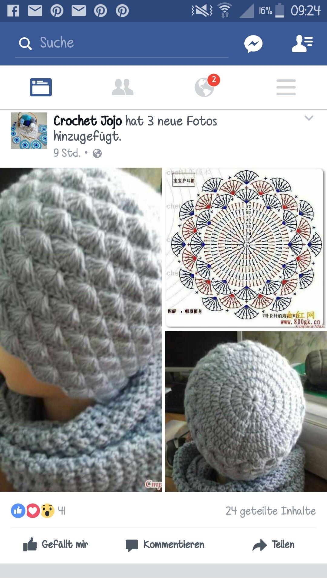 Sombreros a ganchillo | gorros y bufandas | Pinterest | Ganchillo ...
