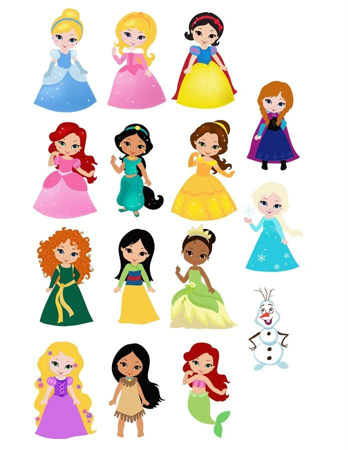 Take a look at these super cute Disney Princess Inspired ...
