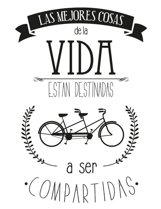 Frase para enmarcar 2 | frases bonitas | Pinterest | Vinilo blanco ...