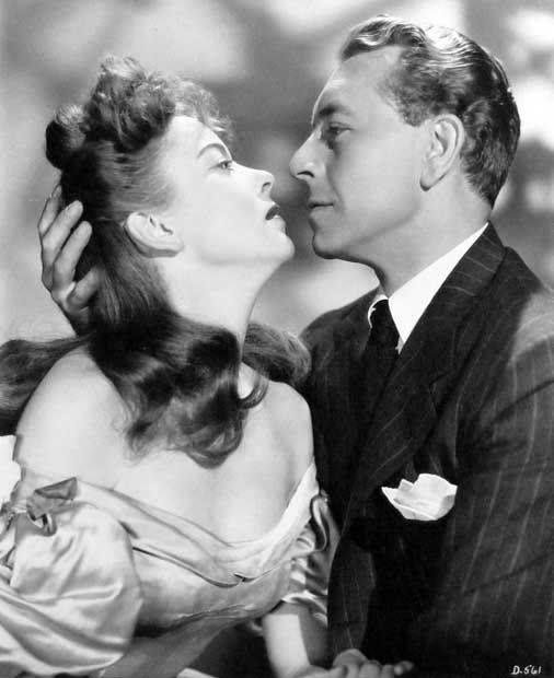 Ida Lupino and Paul Henreid - In Our Time