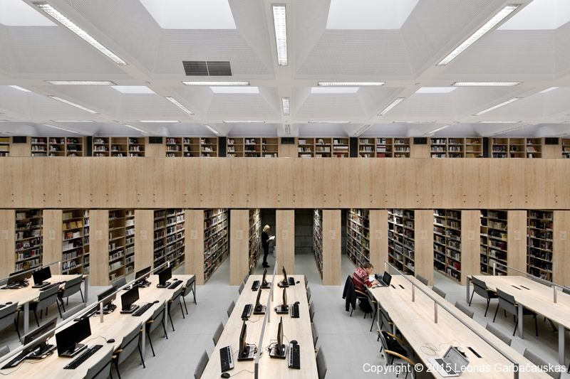V Birziska Reading Room K Donelaicio Str 52 Reading Room Basketball Court Room