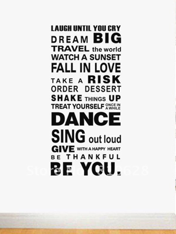 Dance Quotes Archives Wikipedia Recent Change Post All Things - Wall stickers decalswall decal wikipedia