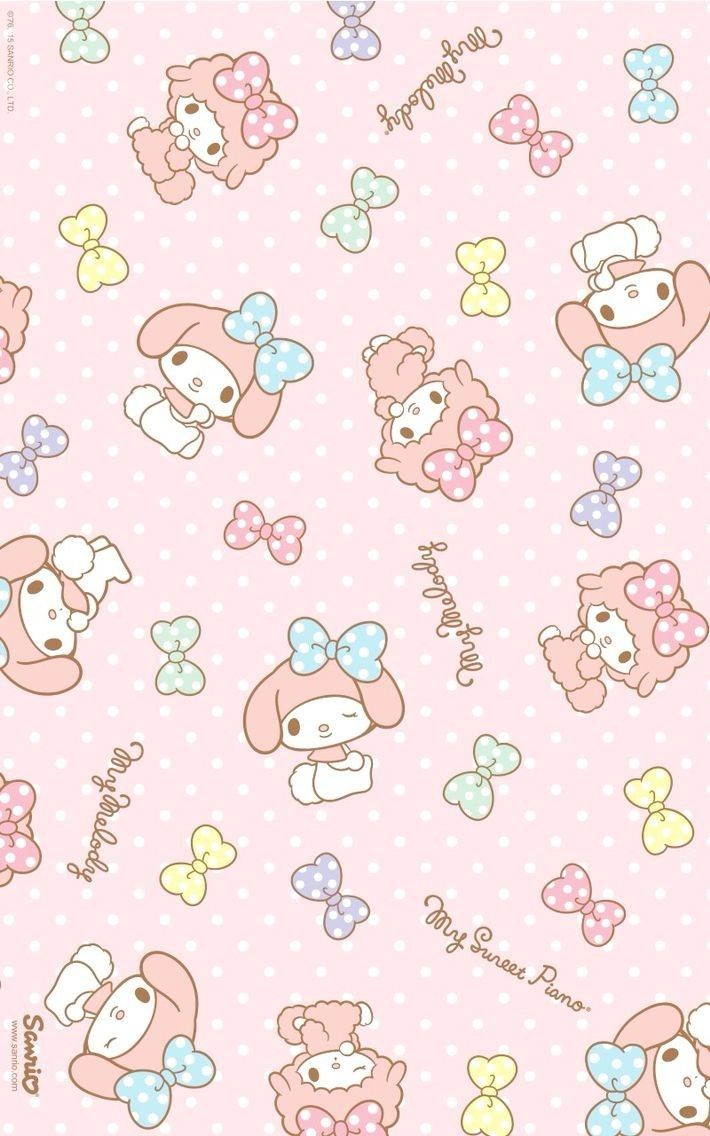 Pin By Nooni Al Zoubi On Cute Iphone Wallpapers In 2019 My Melody