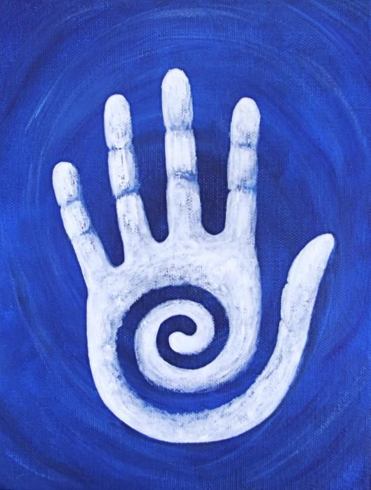 hopi hand the symbol quothopi handquot stands for creativity