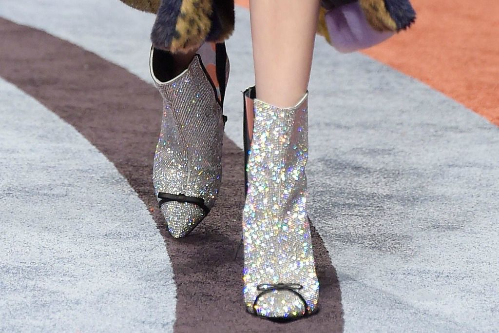 The Most Beautiful Shoes of 2017: From Saint Laurent to Prada | High ...