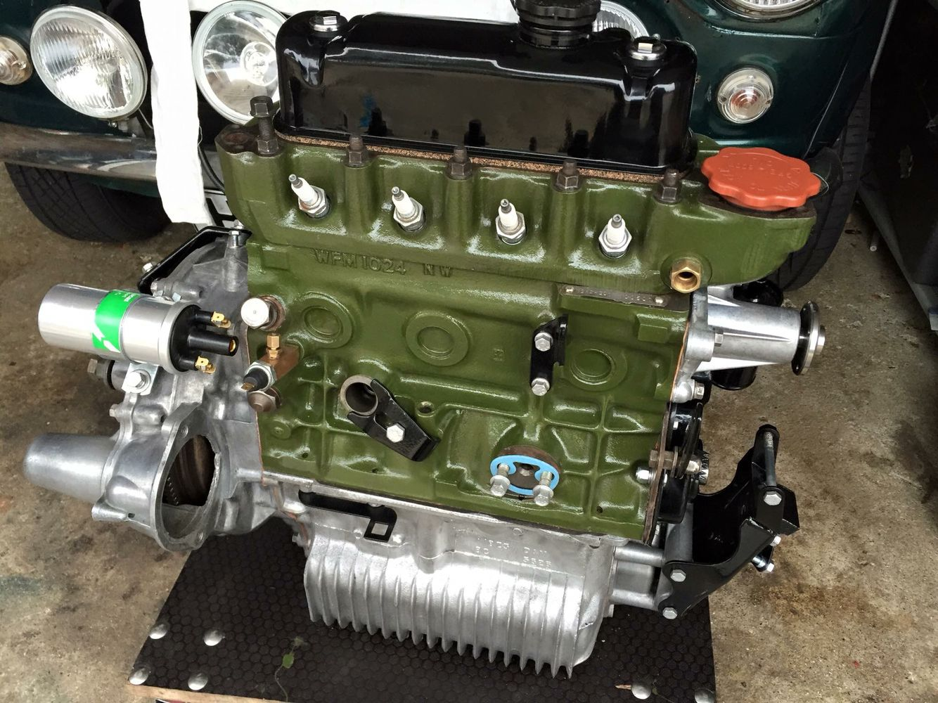 a+ A-series engine retrorist | Classic mini, Morris ...