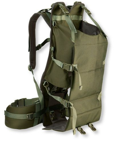 L L Bean Hunter S Carryall Pack Backpacking Gear Hunting Backpacks Carryall