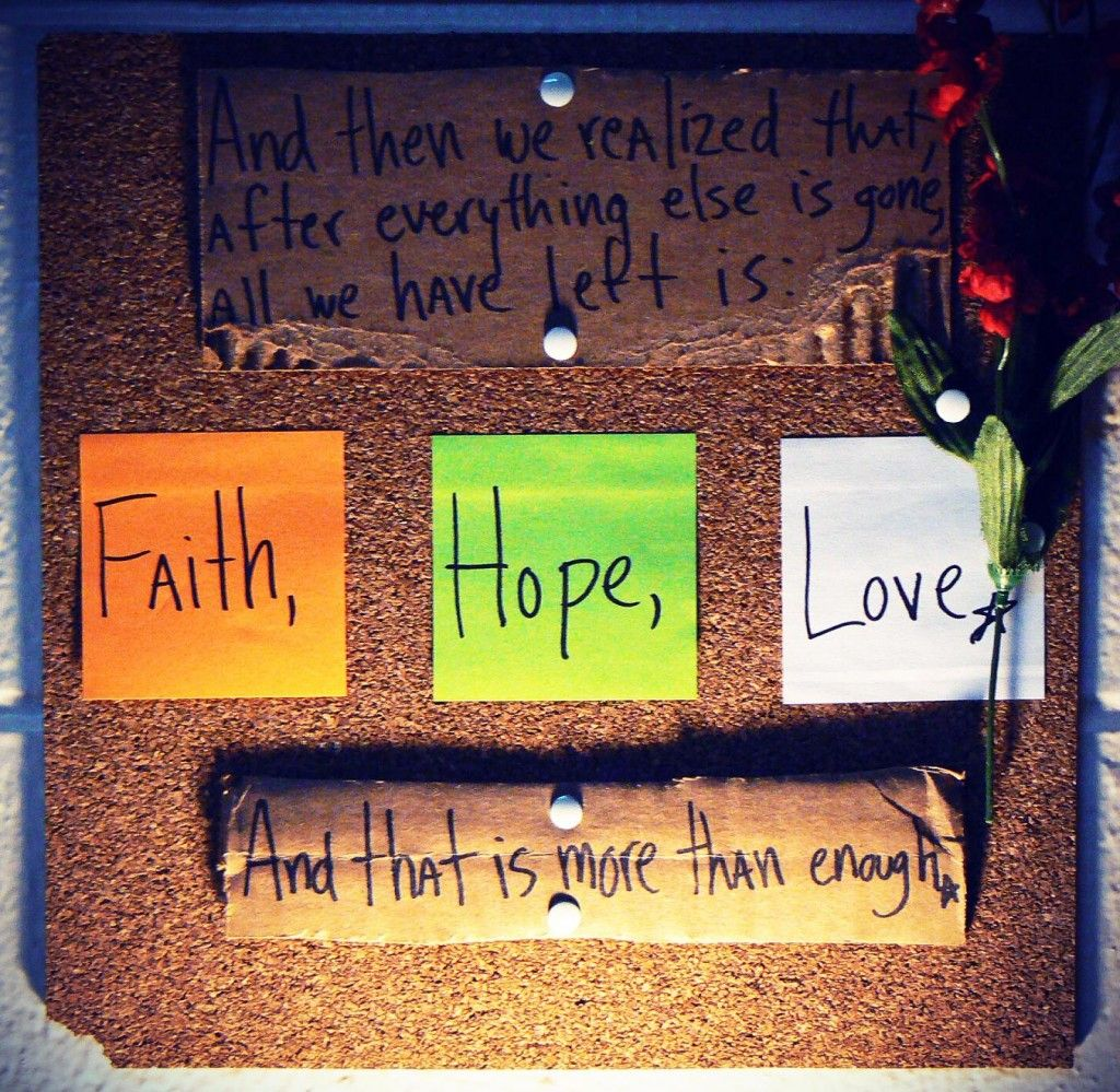 Inspirational Quotes About Faith And Love Faith Hope Love  Faith Thoughts And Inspirational