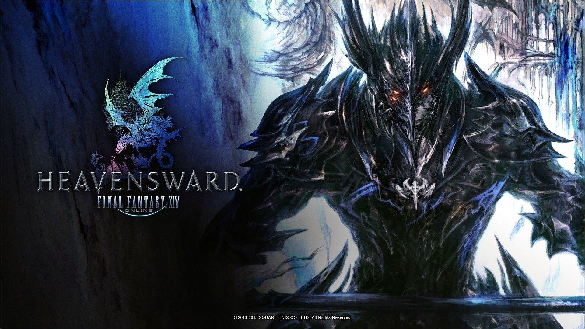 4k Blue Wallpaper Ffxiv In 2020 Blue Wallpapers Dark Knight Wallpaper Final Fantasy Xiv