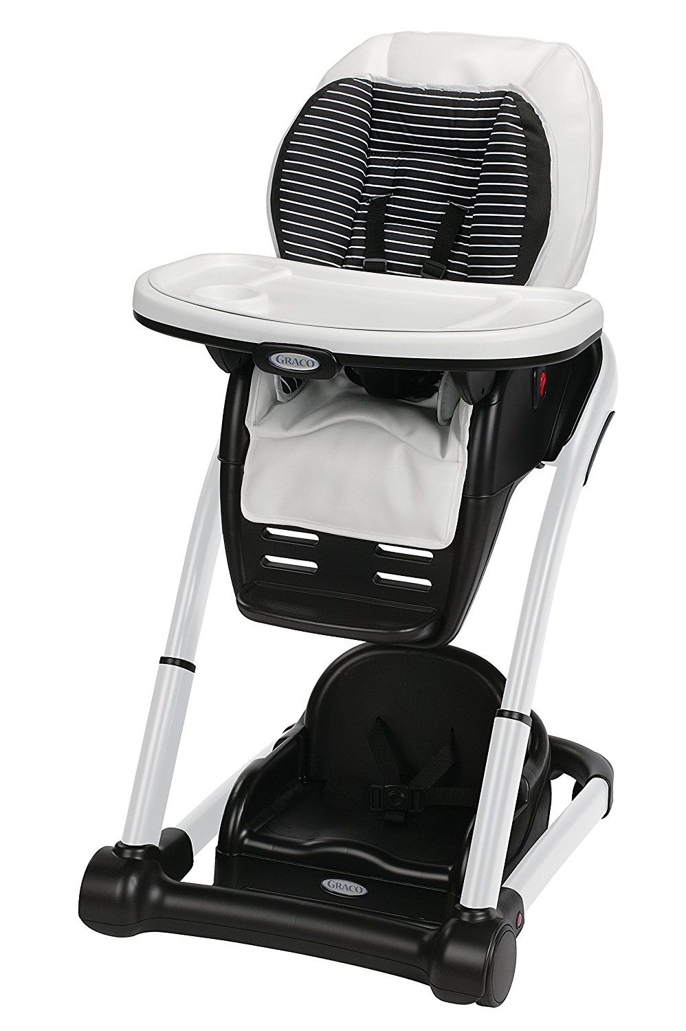 Free 2 Day Shipping Buy Graco Blossom 6 In 1 Convertible High Chair Studio At Walmart Com In 2020 Graco High Chair Baby High Chair Best High Chairs