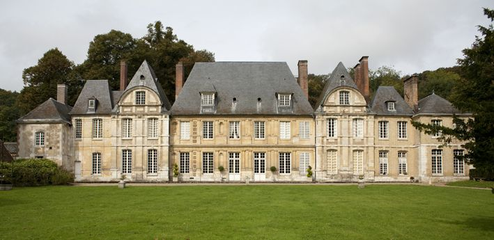 Château de Bandeville Bibliothèque de lu0027École polytechnique