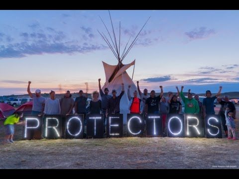 10 People Die by Police Snipers at Dakota Access Pipeline Protest