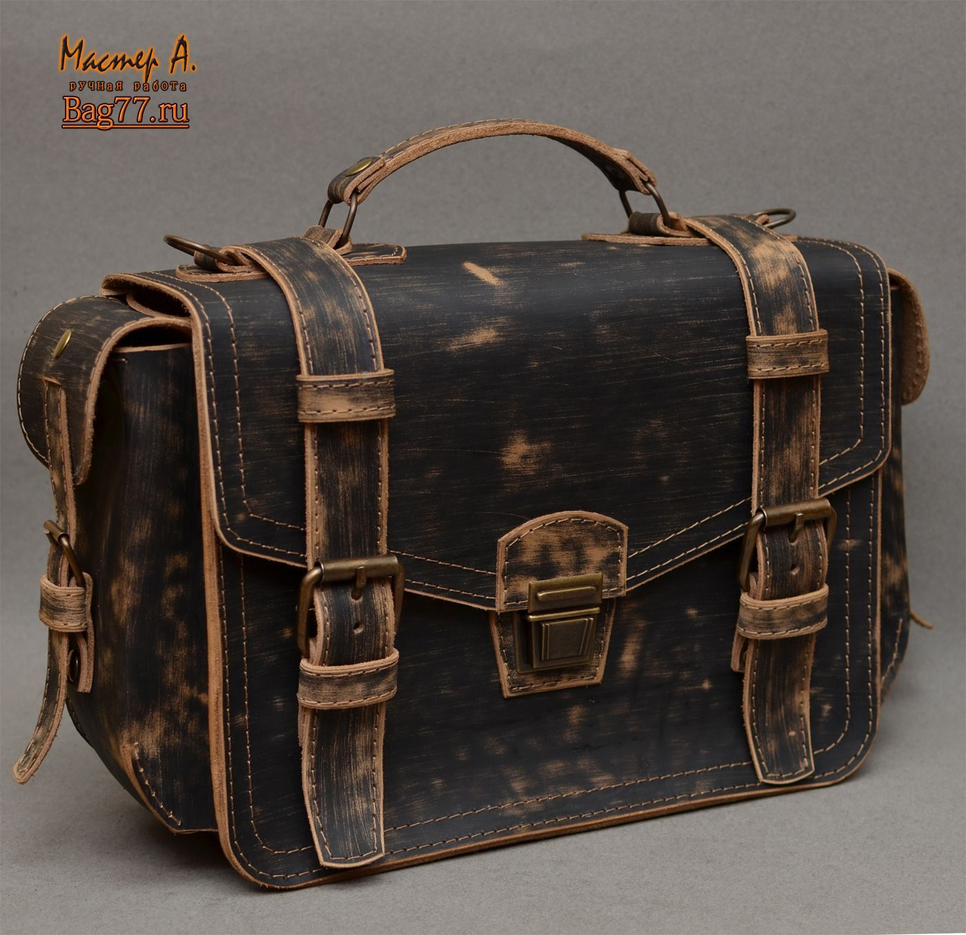 bb5b6b601607 Готовые портфели в наличии « Bag77.ru — кожаные сумки и кожаные мужские  портфели ручной