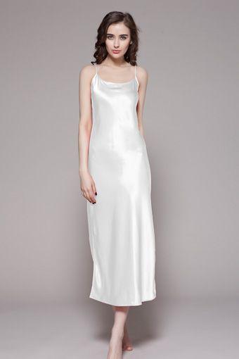 6b0a7da318b67 Top quality ladies silk nighties are on sale with 100% pure cuatom plus  size.  85  nightgowns  silk  lilysilk