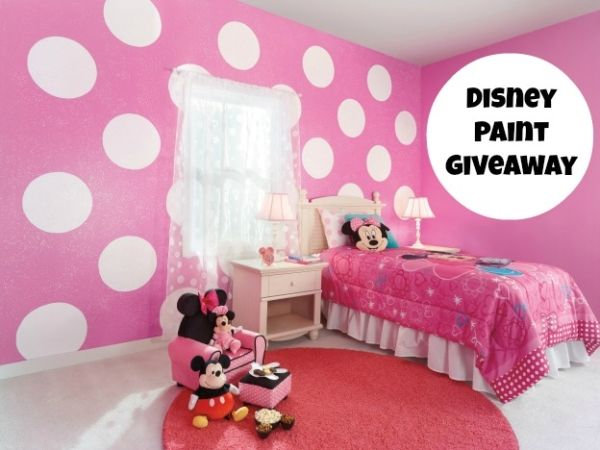 Disney Paint Giveaway - Bring the Magic of Disney into Your Home ...
